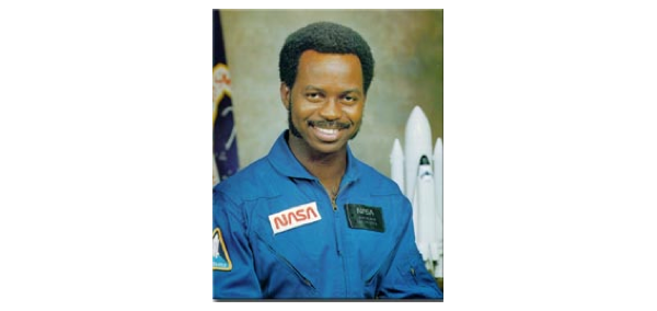 A photo of Ronald E. McNair